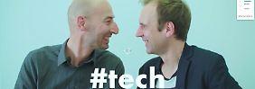 n-tv Ratgeber: #Tech - Multicopter: Zwei Nasen auf Drohnen