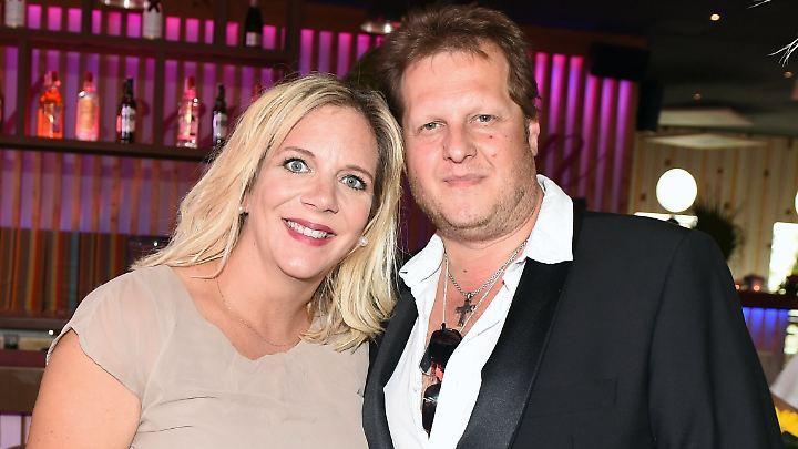 Jens Büchner und Daniela Karabas.