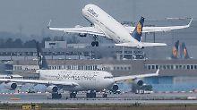 Umbau des Konzerns: Lufthansa muss noch viele Probleme lösen