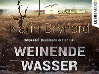 """Eine neue Hörbuchstimme: Achim Buch liest """"Weinende Wasser""""."""