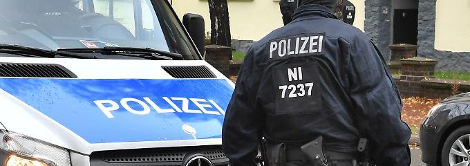 Sprengstoffanschlag geplant: Polizei nimmt mutmaßlichen Salafisten fest