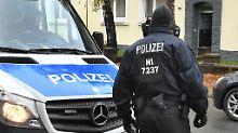 Deutscher Salafist festgenommen: Polizei vereitelt wohl Sprengstoffanschlag