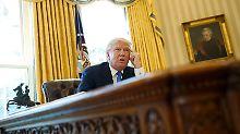 """""""Im Rudel ganz oben stehen"""": Trump will atomar aufrüsten"""