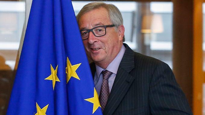 Jean-Claude Juncker will ein Europa der unterschiedlichen Geschwindigkeiten.