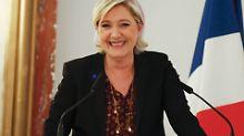 Polizei hat wohl keine Handhabe: Le Pen lässt Befragung in EU-Affäre sausen