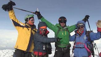 Wenn der Wille Berge überwindet: Paralympic-Rad-Star ist keine Herausforderung zu groß