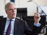 Prognose für englische Banken: Bundesbank-Vorstand: Brexit kostet EU-Zugang