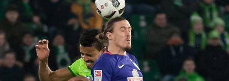 Glücklicher Sieg in Wolfsburg: Bremen holt wichtigen Dreier