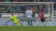 Mühen der 2. Fußball-Bundesliga: Hannover stolpert, Düsseldorf kriselt