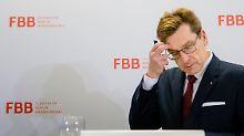 Sondersitzung des Aufsichtsrats: BER-Chef Mühlenfeld muss sich erklären