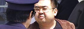 Obduktion von Kim Jong Nam: Kims Halbbruder starb qualvollen Tod