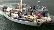 Das philippinische Militär hatte im November die verlassene Jacht des deutschen Paares entdeckt.