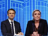 "Macron oder Le Pen?: ""Prince Charmant"" gegen die böse Fee"