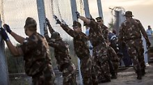 An der Grenze zu Serbien: Ungarn baut zweiten Zaun