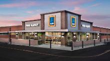 Selbst im Walmart-Geburtsort in Rogers, Arkansas steht inzwischen eine Aldi-Filiale. Rund 2000 US-Märkte soll es bis Ende 2018 geben.