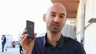 Home-Button ein Muss: Huawei will es mit dem P10 besser wissen