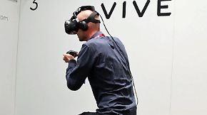 Endlich Bewegungsfreiheit: HTC macht die Vive mobil