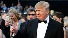 Panne bei den Oscars: Trump lacht sich ins Fäustchen