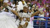 Schock im Sambódromo: Karneval in Rio - getrübter Glanz