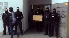 Razzien und Verbot: Berlin greift bei Fussilet-Verein durch