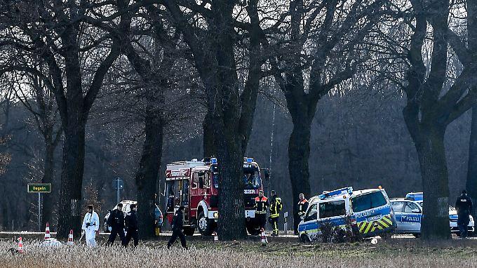 Nach Mord an Großmutter: 24-Jähriger überfährt und tötet zwei Polizisten auf Flucht