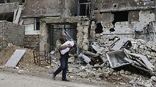 UN-Rat belastet Kriegsparteien: Aleppo war Schauplatz von Kriegsverbrechen