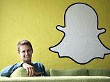 Spiegels Snap nimmt erste Hürde: Zuckerbergs Albtraum geht an die Börse