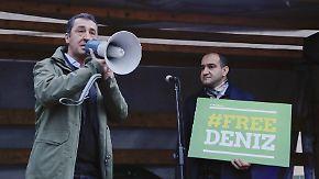 #FreeDeniz-Demos in Deutschland: Fall Yücel ist längst ein Politikum