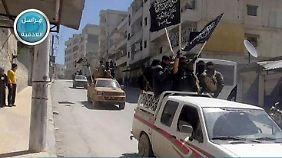 Durch die Extremisten ist das Leben in Idlib wie in Afghanistan unter den Taliban.