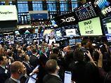 Snap rockt die Wall Street: Dax schließt nah am Jahreshoch