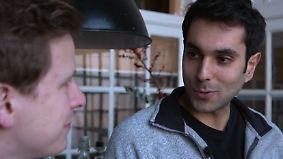 Startup News: Dörrwerk-Gründer Farahani über seinen neuen Snack aus altem Obst