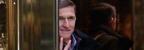 Etwas klarer liegt der Fall bei Michael Flynn. Er muss nach drei Wochen als Berater für Nationale Sicherheit gehen.