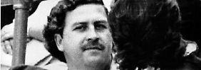 Jagd auf Kolumbiens Drogenbaron: Als Deutschland Escobar in den Tod trieb