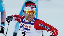 WM-Debütant Bögl überzeugt: Kanadier Harvey ist König der Langläufer