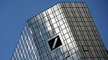 19 Cent für Aktionäre: Deutsche Bank bietet Mini-Dividende an