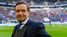 Horst Heldt wird der neue Sportdirektor bei Hannover 96.
