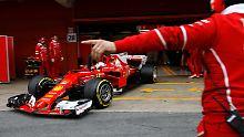 Ferrari will Lücke schließen: Vettel greift an, Mercedes und Red Bull hoffen