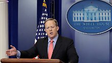 Trump frohlockt über Jobprogramm: Weißes Haus schreibt Exxon-Mitteilung ab