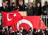 """Nazi-Vergleiche aus Ankara: Gabriel kritisiert """"böse Unterstellung"""""""