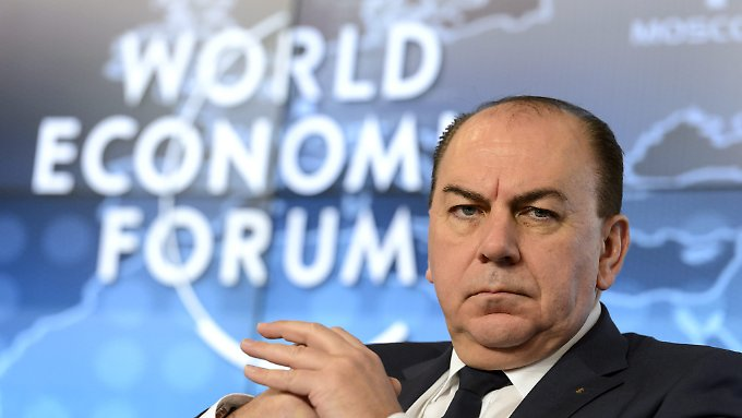 Axel Weber hat als Quereinsteiger in die Welt der Notenbank eine steile Karriere hingelegt.