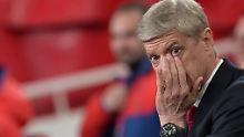 Der Sport-Tag: Was denken Sie über die Kritik an Arsène Wenger?