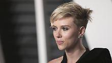 Streit ums Sorgerecht?: Scarlett Johansson reicht Scheidung ein