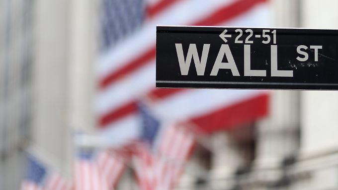 US-Präsident Trump will die Banken-Regulierungen entschärfen.
