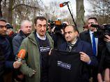 """Konkurrenz für """"Propaganda"""": Özdemir fordert türkischen Fernsehsender"""