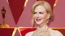 Nicole Kidman lüftet Geheimnis: Warum sie wie eine Robbe klatschte
