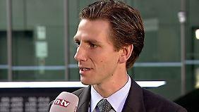Geldanlage-Check: Maximilian Kunkel, Chef-Anlagestratege UBS Deutschland