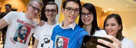Jungwähler an die Urnen!: Wahlrecht mit 16 wäre ein mutiges Signal