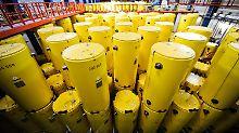 Klagen bleiben wohl erhalten: Konzerne werden Atommüll an den Bund los