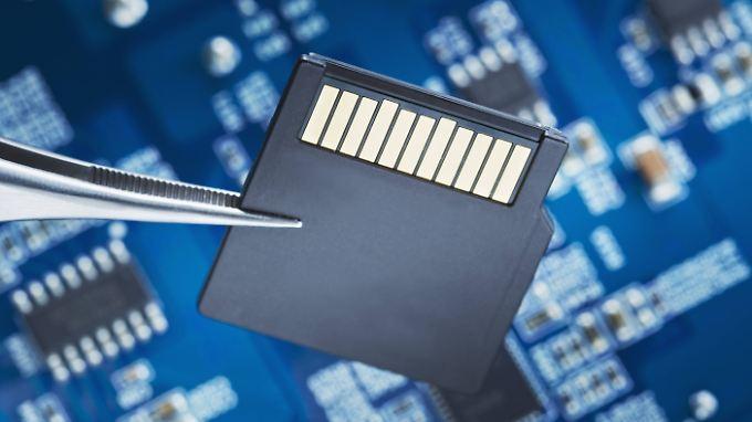Schneller und kompatibel mit modernen Chips: Die neuen SD-Standards versprechen bessere Performance.
