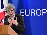 Brexit als Schuldenerlass: May will Milliardenzahlung an EU verweigern